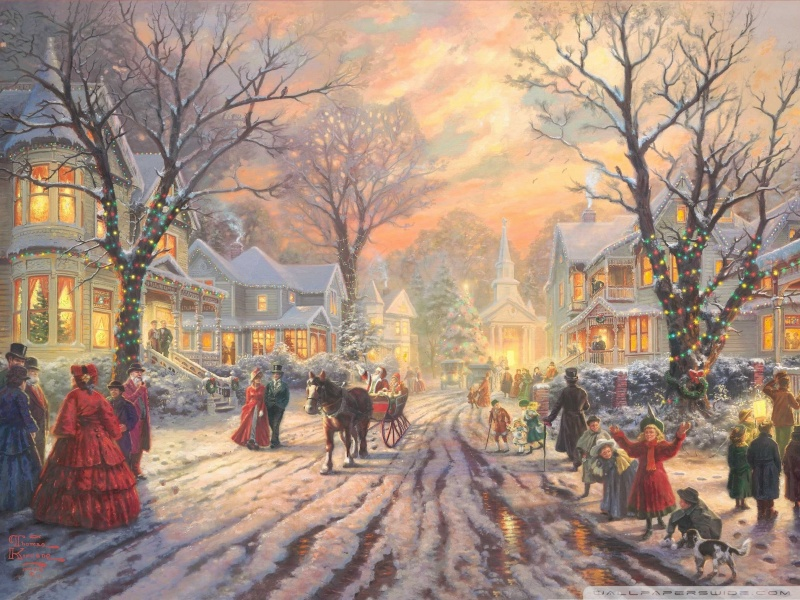 victorian_christmas_carol_by_thomas_kinkade-wallpaper-2400x1350